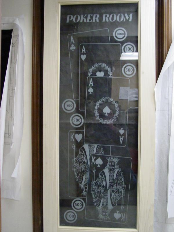 this door is self explanatory & Etched Glass Awards Windows Doors Custom Design Kitchens ...