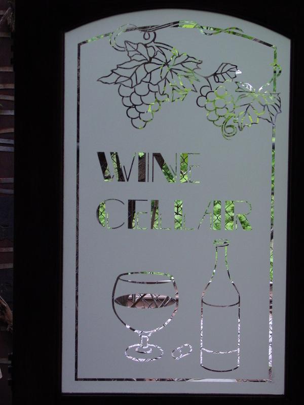 Etched Glass Awards Windows Doors Custom Design
