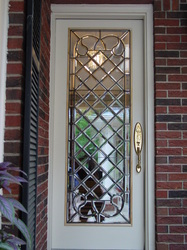 Front Door Gl Designs Leaded Beveled Stained